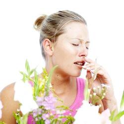 Алергія в травні