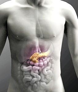 Болі при захворюваннях підшлункової залози