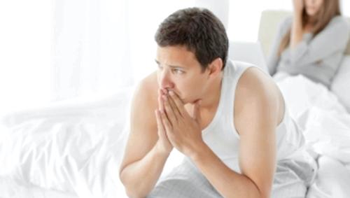 Захворювання статевої системи у чоловіків