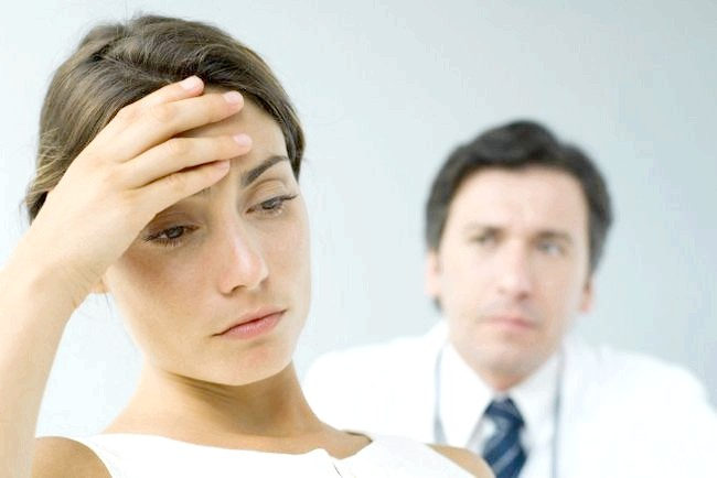 Тривалий головний біль і супутні захворювання