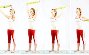 Гімнастика для розробки Плечових суглобов