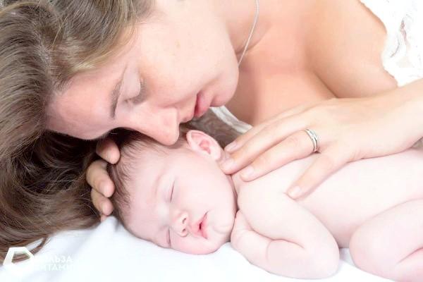 Грудне молоко - найкраще джерело вітамінів для новонародженого