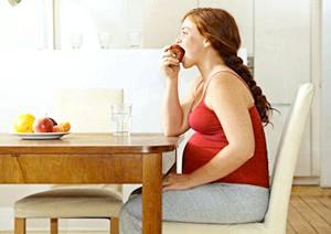 Малоактивних способ життя во время вагітності может стать причиною захворювання