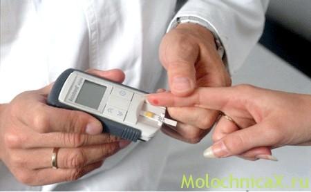 Досить часто молочниця - супутниця діабету!