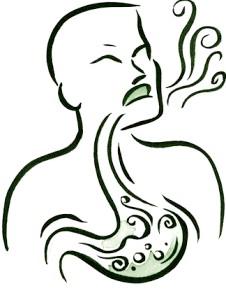 Як загасити пожежу в шлунку? лікування печії та підвищеній кислотності