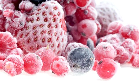 Чи зберігаються вітаміни після заморозки?