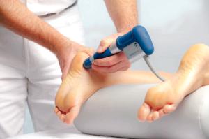 Лікування п'яткової шпори за допомогою ультразвуку