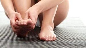 Лікування шишок на ногах