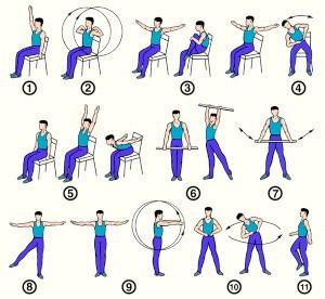 Фізичні Вправи спріяють зниженя тиску