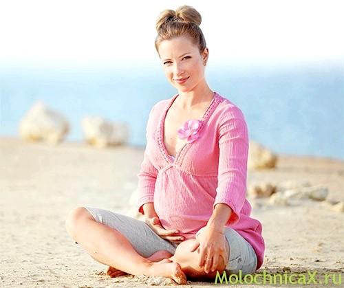 Затьмарювати цю радість може те, що молочниця і вагітність ходять рука об руку!