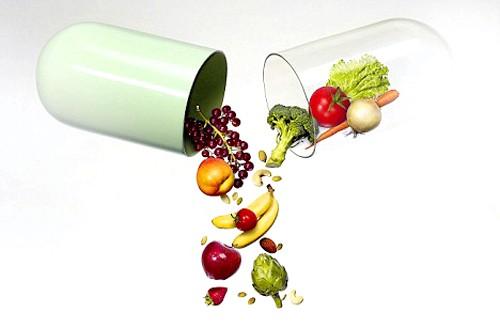 Вітаміни і мікроелементи в капсулі