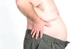 Ожиріння у чоловіка під впливом естрогенів