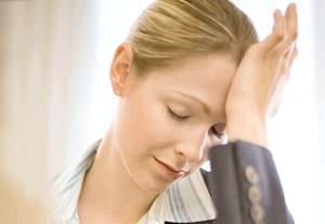 Поганий сон, Головні Болі и погіршення пам'яті - основні симптоми захворювання