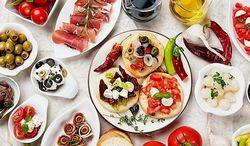 Середземноморська дієта для схуднення