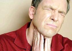Біль у стравоході при ковтанні