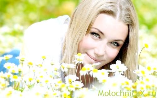 Цілющі трави для лікування молочниці