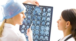 МРТ головного мозк
