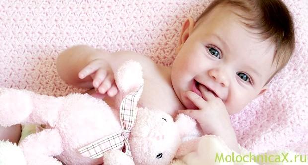 Ефективне лікування молочниці у новонароджених