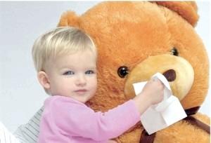 Ефективні засоби у боротьбі з нежиттю у діток