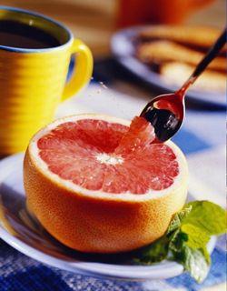 Як худнути при допомогою грейпфрута