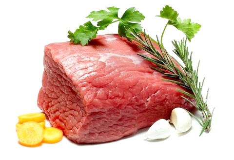 Які вітаміни в яловичині?