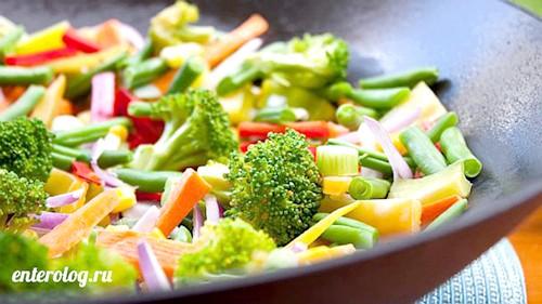 вегетаріанське харчування для відновлення печінки