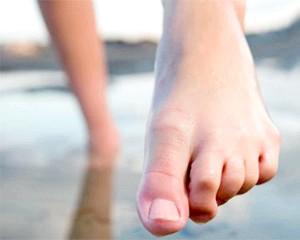 Біль у пальцях ніг