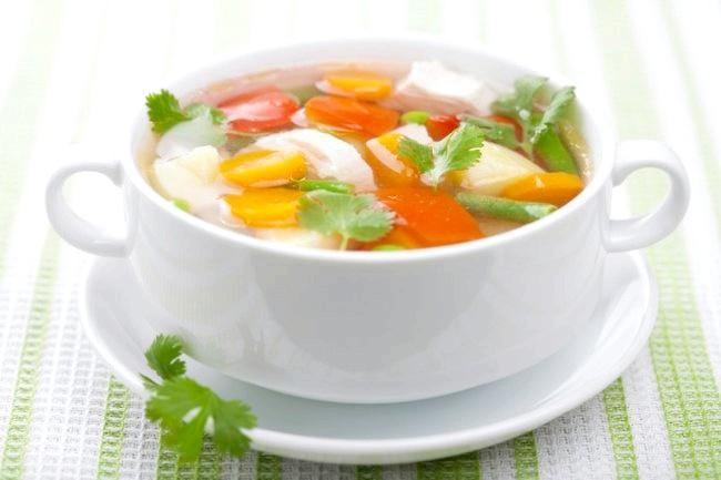 Організоване харчування при гастриті - основа комплексу лікування