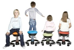 Ортопедичні крісла для дітей при остеохондрозі