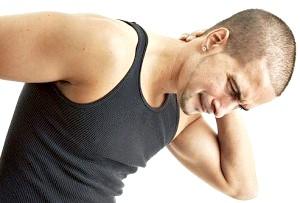 Плечолопатковій периартроз