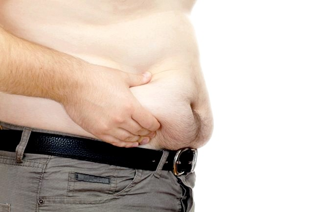 Чому з'являється зайва вага у чоловіків?