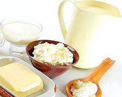 Користь молока і молочних продуктів
