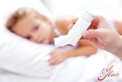 Ознаки астми у дорослих і дітей