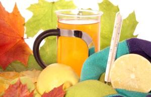 Поширені народні засоби від нежиті та застуди