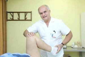 Реабілітація після операції з ендопротезування коліна