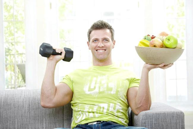 Рекомендації по правильному харчуванню для набору м'язової маси для чоловіків