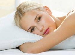 Здоровий сон - секрет краси