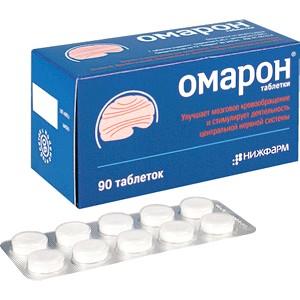Один з препаратів для нормалізації кровообігу Судін