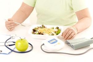 Як правильно харчуватіся при гіпертонії?