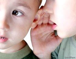 Порушення слуху, діти з порушенням слуху