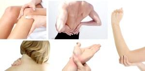 Запаленою суглобів лікуємо мазями