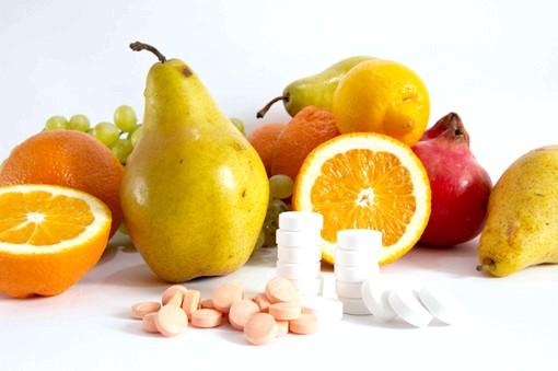 Необхідні для організму чоловіків вітаміни