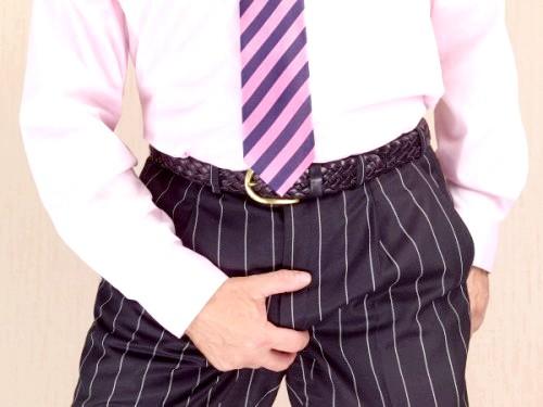 Чому виникає запалення придатків у чоловіків?