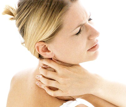 Шийно остеохондроз - Симптоми і лікування