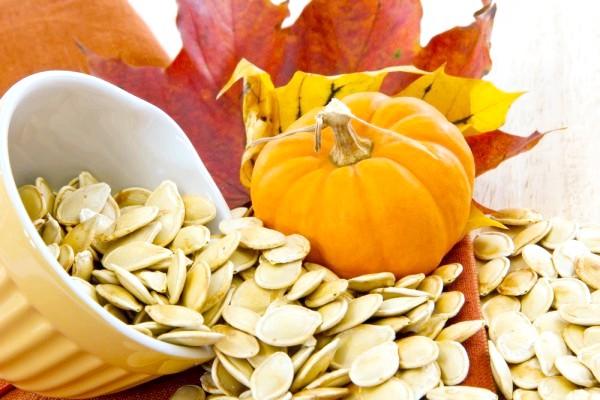 Гарбузове насіння від простатиту
